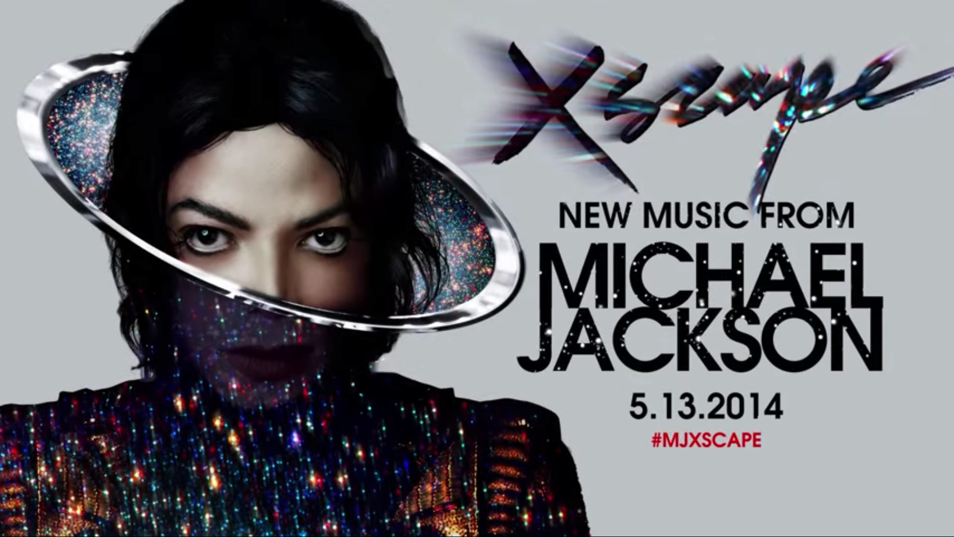 6078c7af Michael Jackson's XSCAPE Coming May 13th On PS4 Music Unlimited App